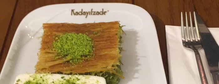 Kadayifzade Etiler is one of İstanbul.