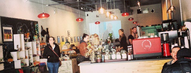Lost + Found is one of Independent Coffee in Vancouver.