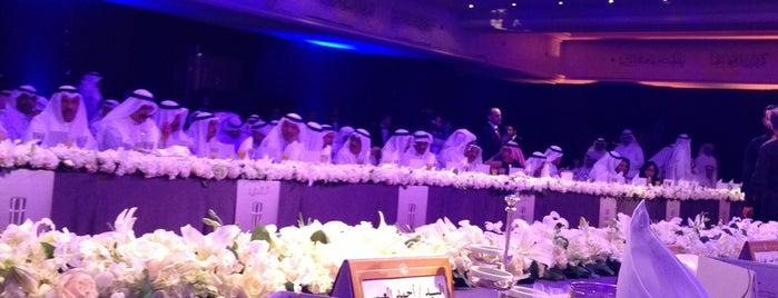 فندق الشيراتون - القاعة الماسية is one of Ahmed ahw.