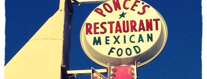 Ponce's Mexican Restaurant is one of 2011 Dining Out for Life San Diego.