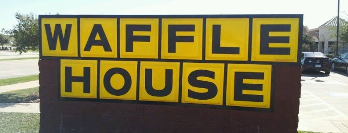 Waffle House is one of Dallas Restaurants List#1.