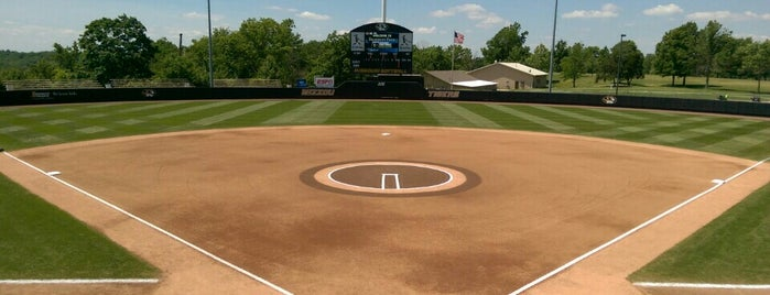 University Field is one of Sports Venues I've Worked At.