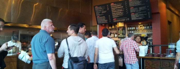 Firewood Café is one of SF Dining.