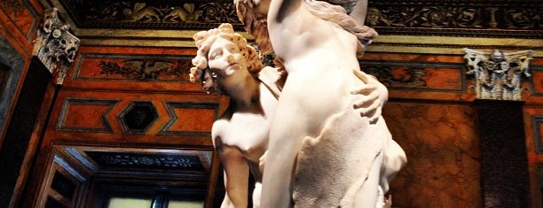 Galleria Borghese is one of Rome.