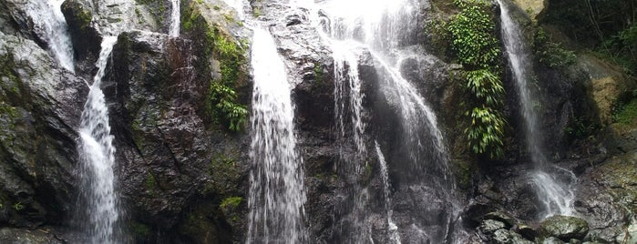 Argyle Waterfall is one of #60 days in Tobago.