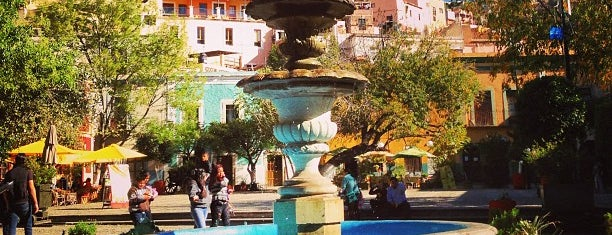 Plaza de San Fernando is one of Guanajuato.