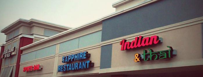 Sapphire Restaurant & Sports Bar is one of Interesting Restaurants.