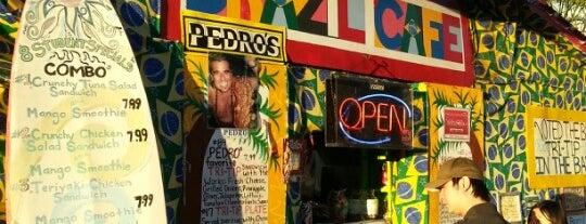 Brazil Fresh Squeeze Cafe is one of America's Best Brazilian Restaurants.