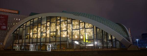 Opernhaus is one of Dortmund - must visits.