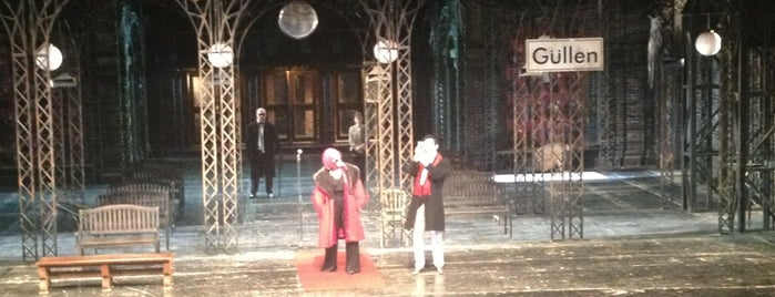"""Teatrul Național """"I. L. Caragiale"""" is one of All-time favorites in Romania."""