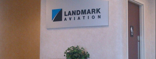 Landmark Aviation RDU is one of Hopster's Airports 1.