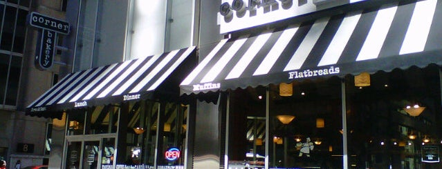 Corner Bakery is one of Hunger Games.