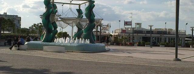 Piazzale Roma is one of RICCIONE i 20 posti migliori...!.