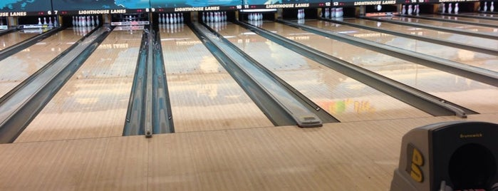 Lighthouse Lanes is one of Best places in Oswego, NY.
