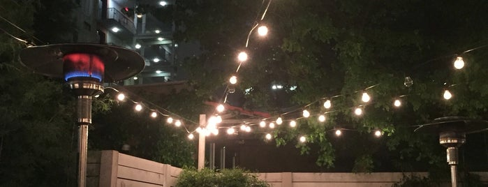 bartaco West Midtown is one of Where to Eat and Drink Al Fresco in Atlanta.