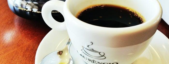 Laurêncio Café is one of Coxinha ao Caviar.