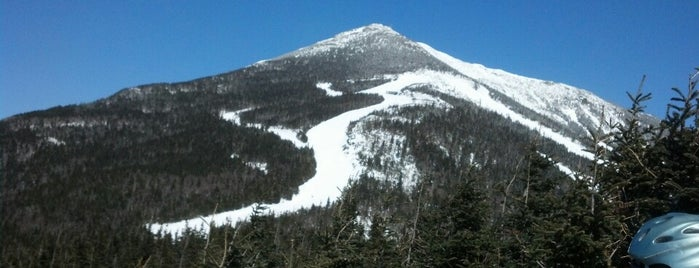 Whiteface Mountain is one of MOUNTAINS.