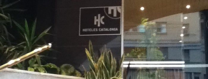 Hotel Catalonia Santa Justa is one of Hotels.