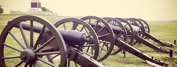 Antietam National Battlefield is one of National Parks.