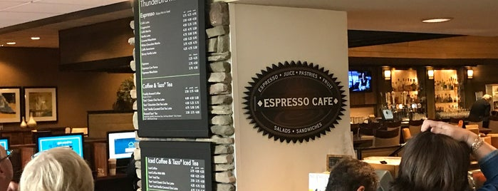 Espresso Cafe is one of Seatac, WA - Check In.