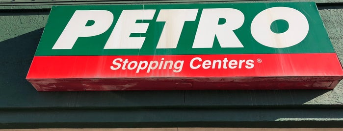 Petro Stopping Center is one of Truck stops.