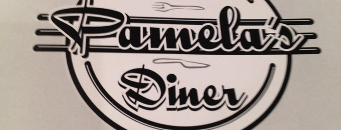 Pamela's P&G Diner is one of Pgh Eats'n'Drinks.