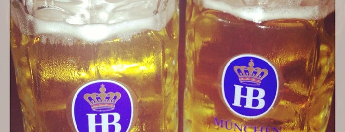 Hofbräu Beer Garden is one of The Best of the North Florida Gulf Coast.