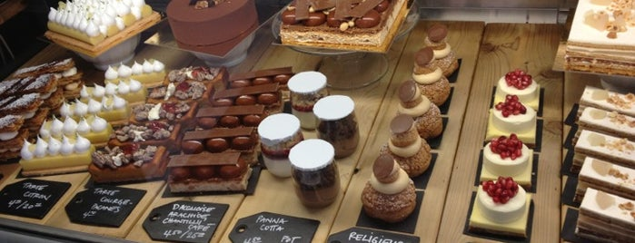 Patisserie Rhubarbe is one of Brunch.