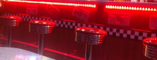Route 7 Diner روت سيڤن داينر is one of Restaurants in Riyadh.