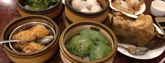 Vegetarian Dim Sum House is one of Favorite Places.