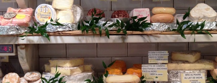 Fromagerie Barthélemy is one of J'Aime Paris.