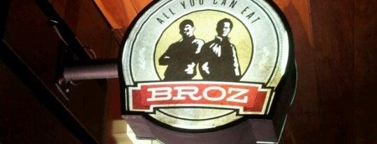Restaurante Broz is one of Rio de Janeiro.