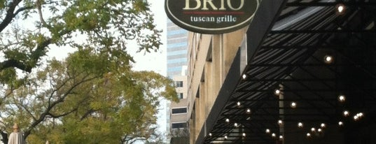 Brio Tuscan Grille Is One Of The 15 Best Italian Restaurants In Baltimore