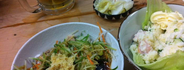 もつ焼き 喜多八 is one of 酒場放浪記 #2.