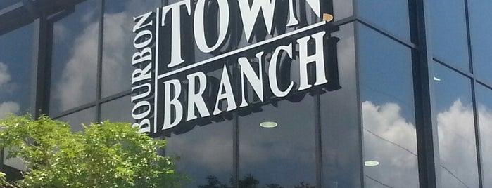 Town Branch Bourbon is one of Kentucky Bourbon Trail.