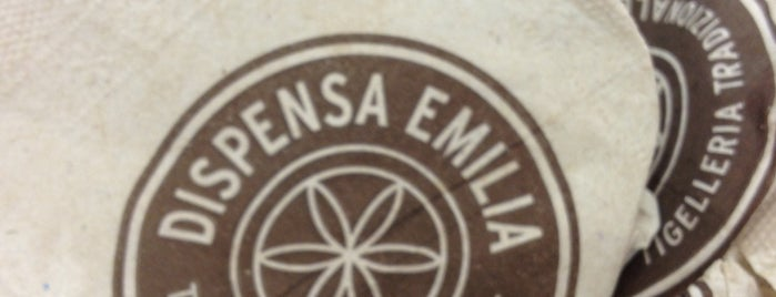 Dispensa Emilia is one of Bologna city.