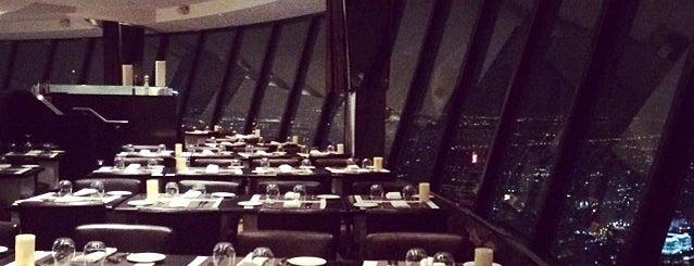 360 Restaurant is one of Toronto: My fav. hotels, food & nightlife spots!.