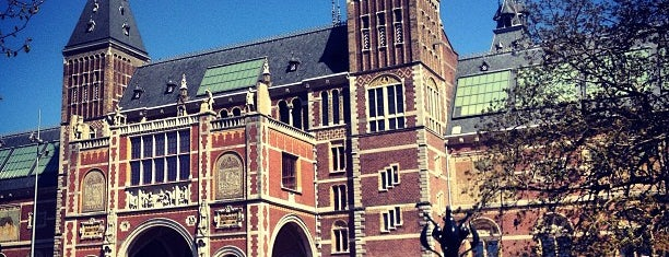 Rijksmuseum is one of Must Visit in Amsterdam.