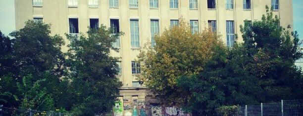 Berghain / Panorama Bar is one of Berlin, baby!.