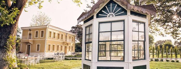 Parc Cérémonie is one of İzmir.