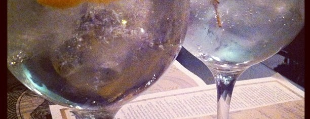 Gin Table Bistro is one of Ruta del tenedor Madrid.