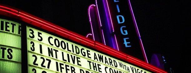 Coolidge Corner Theatre is one of Exploration of Boston.