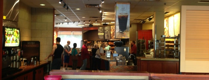 Panera Bread is one of Meeting Locations.