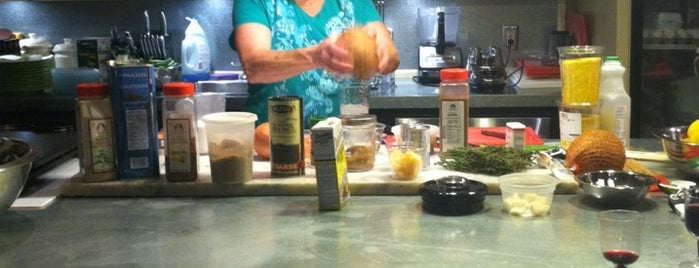 The Cooking School at Irwin Street is one of Let's Eat!.