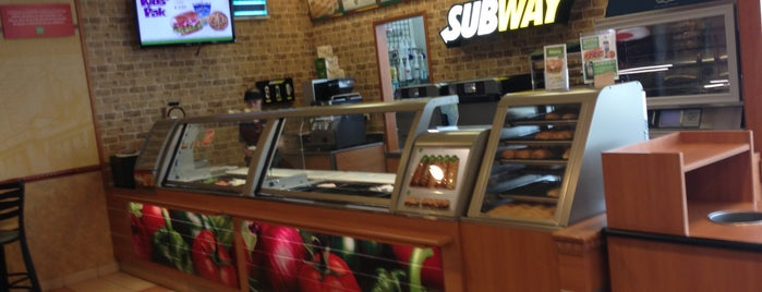 Subway is one of Subway.