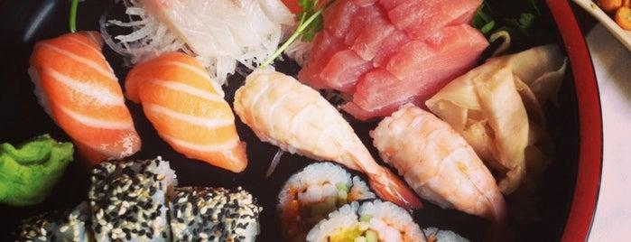 Furusato is one of Sushi.