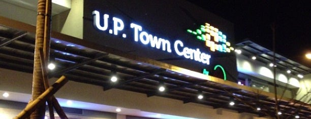 U.P. Town Center is one of Malls.