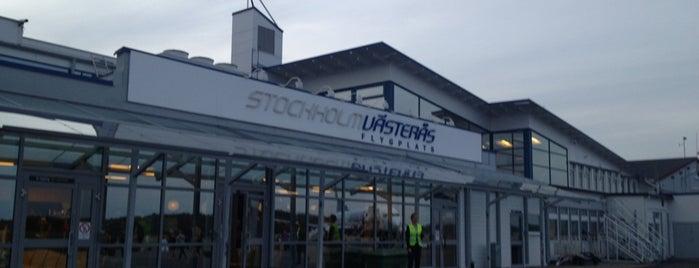 Stockholm Västerås Flygplats (VST) is one of My Airports.