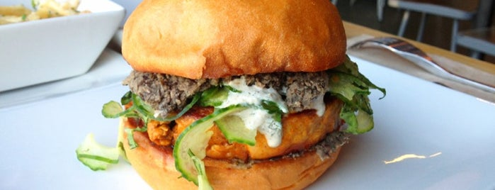 Umami Burger is one of Eat, drink & be merry.