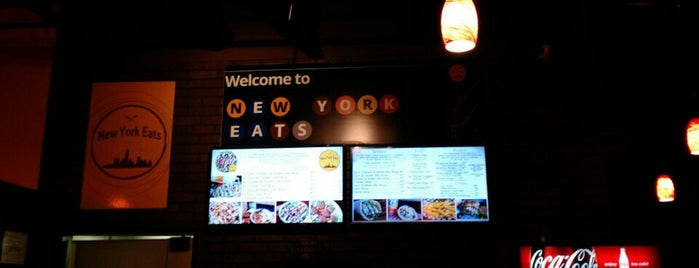 New York Eats is one of Halal Dining.